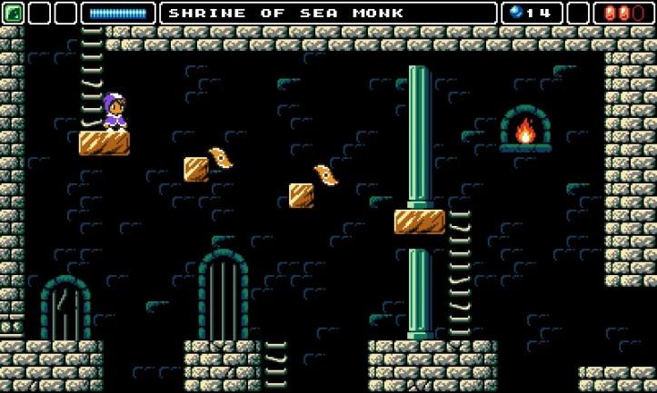 Alwa's Awakening (Steam)- Review – Seafoam Gaming