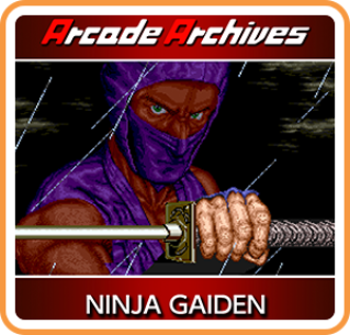 Arcade Archives Ninja Gaiden Switch Eshop Review Seafoam Gaming